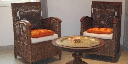 La Dorépontaise Coin salon chambre