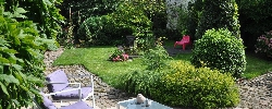 Bed and breakfast Entre Cour et Jardin à Lille Lesquin