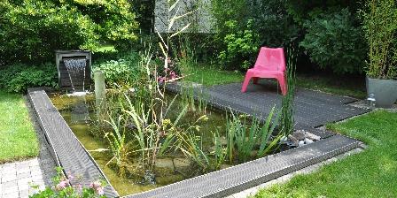 Entre Cour et Jardin à Lille Lesquin Le bassin