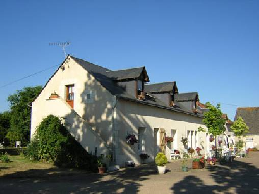 Chambre d'hote Indre-et-Loire -