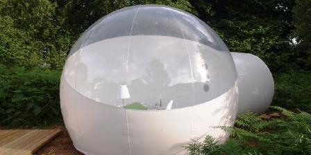 Les cabanes de kermenguy La bulle pour 2 personnes