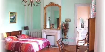 Château des Saveurs Chambre Jasmin