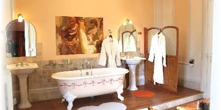 Château des Saveurs Salle de bain