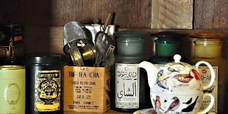 Domaine du Ris de Feu Teatime