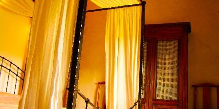 Le Mas de La Gavaresse Chambre