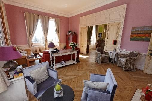 Chambre d'hote Rhône - C'est le moment du salon de thé
