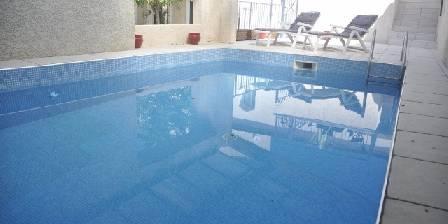 La Villa Sépia La Villa Sépia, La piscine