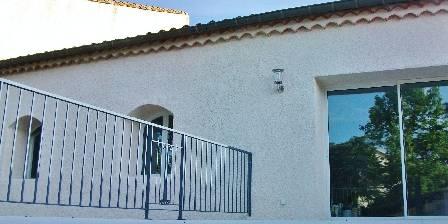 La Villa Sépia La Villa Sépia, les terrasses