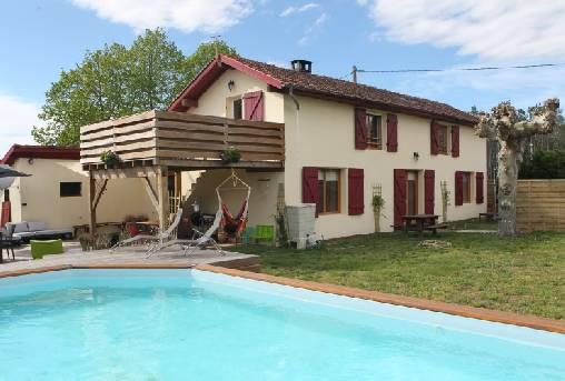 Chambres d'hotes Landes, à partir de 35 €/Nuit. Azur (40140 Landes)....