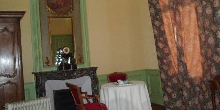 Chateau Des Poteries Chambre jaune