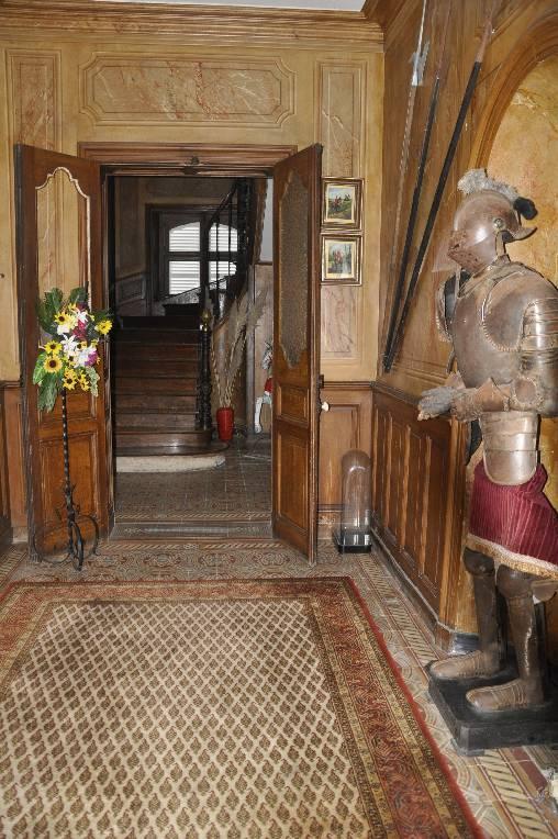 Chambre d 39 hote chateau des poteries chambre d 39 hote manche for Chambre d hte manche