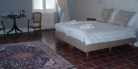 Chateau de Blomac Double room