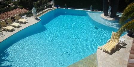 La Bergerie La Bergerie piscine