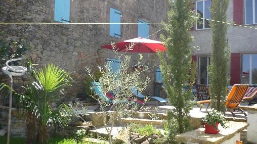 Chambres d'hotes Aude, Sainte-Colombe-sur-l`Hers (11230 Aude)....