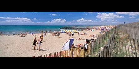 Le Mazet La plage de Carnon