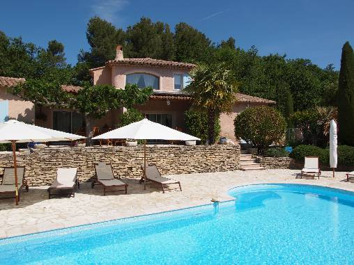 Bed & breakfasts Vaucluse, from 83 €/Nuit. House/Villa, Entrechaux (84340 Vaucluse), Charm, Swimming Pool, Jacuzzi, Garden, Park, Net, WiFi, T.V., Baby Kits, Parking, Air-Conditioning, 4 Double Bedroom(s), 1 Suite(s), 12 M...