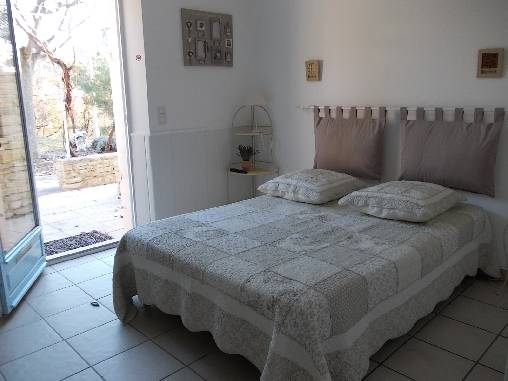 Chambre d'hote Vaucluse - Chambre Garrigue