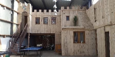 Le Moulin de Binard Chambre du Gîte