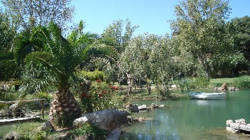 Lac et Parc privé