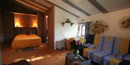 Domaine De Saint-amour Chambre Bastide