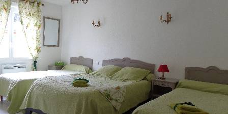 La Girouardière Chambre jade