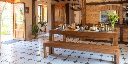 Le Clos du Piheux A table!