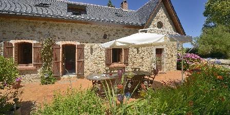 Le Clos du Piheux La terrasse