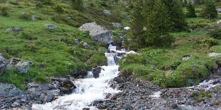 Chalet Le Clapier Riviere de montagne