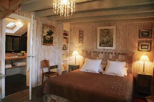 Chambre d'hote Cantal - Suite de l'Atelier