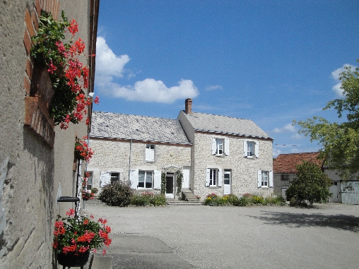 bed & breakfast Loiret - La poterie farm