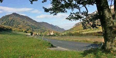 La Vercorelle La vallée de Léoncel