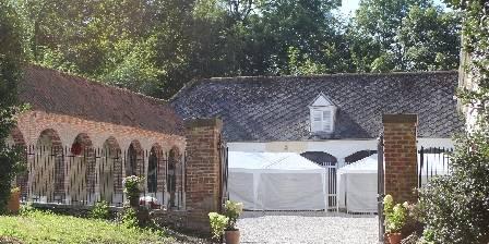 Gite Chateau de la Caloterie > Cour des Arcades- Gite