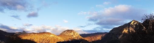 vue sur nos montagnes