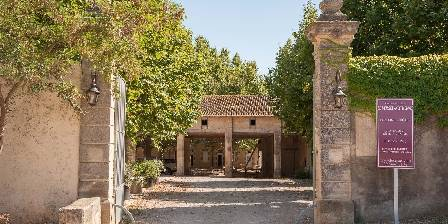 Chateau Le Vergel-Authenac L'enrée du domaine