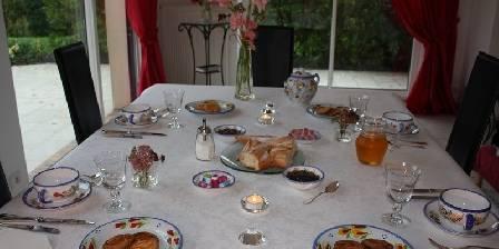 Un Vent De Fleurs Le petit déjeuner
