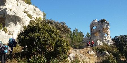 Le Mas d'Acanthe Rando aux Baux de Provence