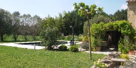 Le Mas d'Acanthe Jardin