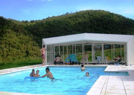 Chambres et table d 39 h tesde charme avec piscine blesle for Piscine yssingeaux