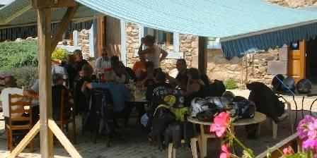 Chambres et table d'hôtes de Margaridou La terrasse