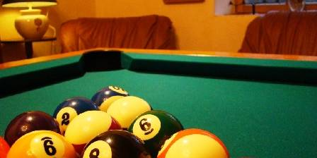 Chambres et table d'hôtes de Margaridou La salle de jeu