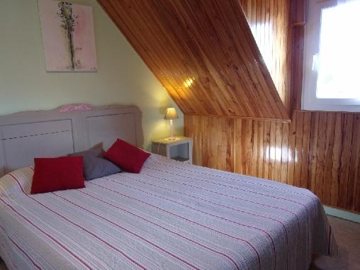 Chambre d'hote Morbihan - Une des 2 chambres de l'ensemble familiale Poul-Fetan