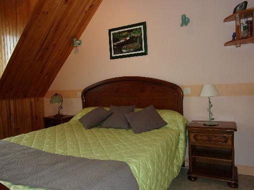 Chambre d'hote Morbihan - La seconde chambre de l'ensemble familiale Poul-Fetan