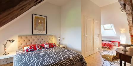 Chambre d'hotes La Tour Charlemagne > opiddum