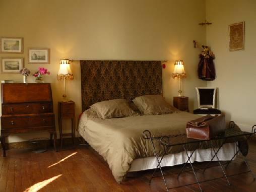 Chambre d'hote Manche - chambre vénitienne