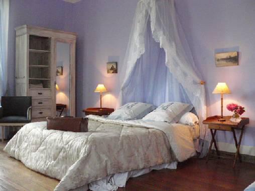 Chambre d'hote Manche - Chambre bleue