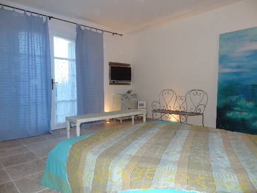 bed & breakfast Alpes Maritimes - room water