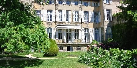 Hotel De Jerphanion  Cambacéres La maison sur le jardin
