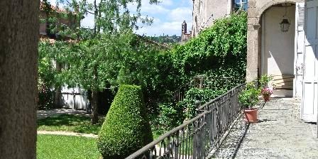 Hotel De Jerphanion  Cambacéres Le balcon sur le jardin