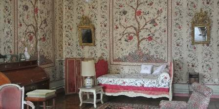 Hotel De Jerphanion  Cambacéres Le salon avec un troisième couchage