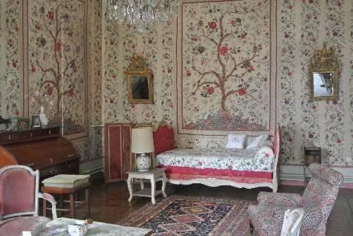 le salon avec un troisième couchage